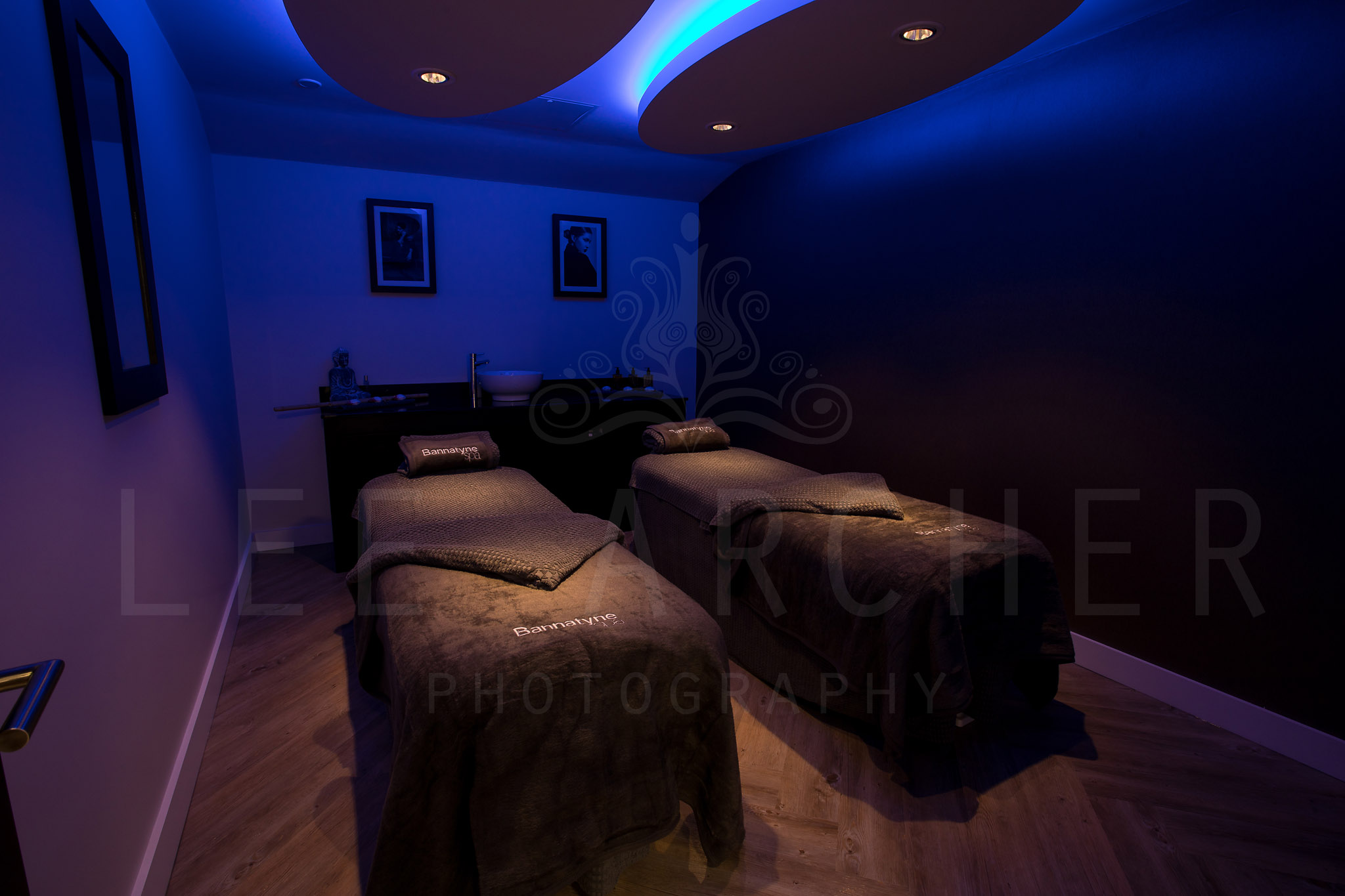 indoor commercial photography