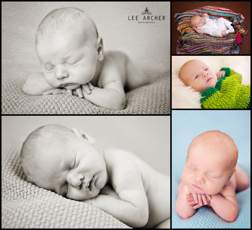 Newborn photoshoot doncaster