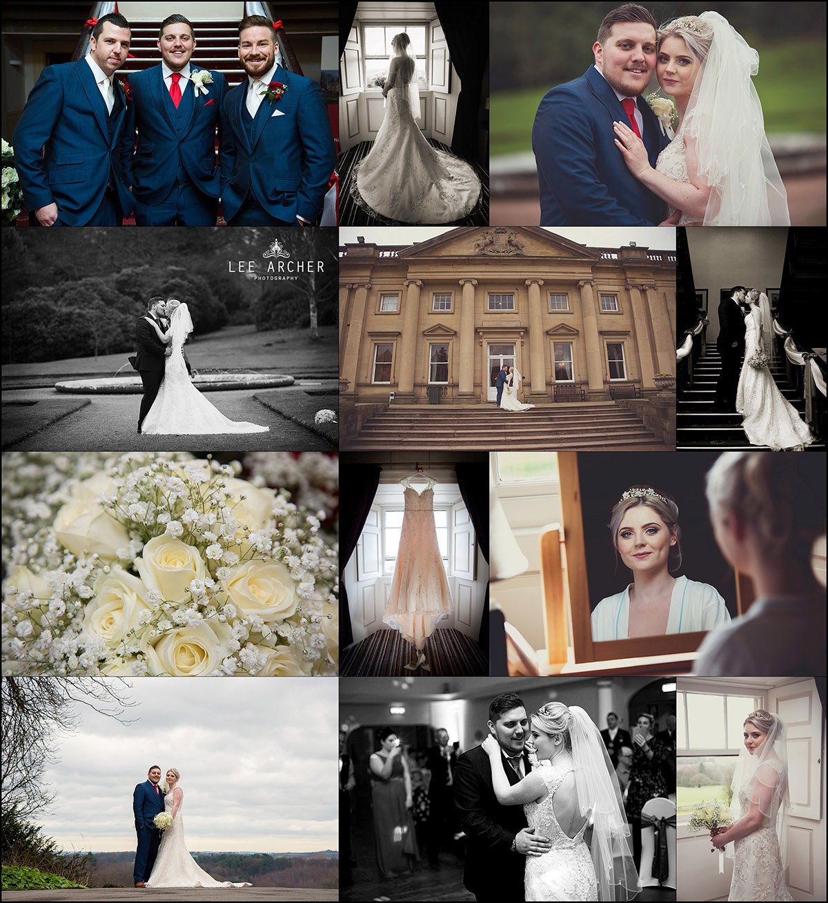 wortley hall wedding 2016 yorkshire